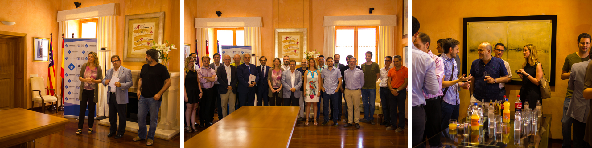 Wireless DNA in cooperation with the University of the Balearic Islands official launches a program of activities to encourage ingenuity, creativity and innovation in the field of engineering and mathematics to promote the opportunities offered for future young engineers.